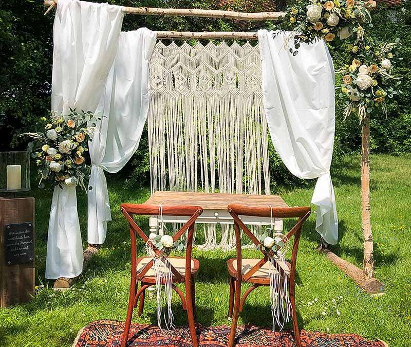 Sinnesfreunde Catering München Privat Hochzeit Dekoration