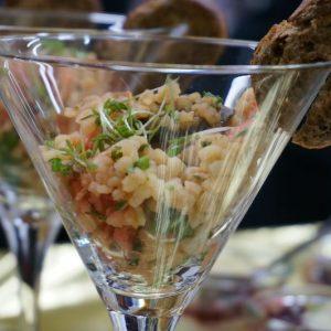 Sinnesfreunde Catering München Vorspeise Speisen Food Privat