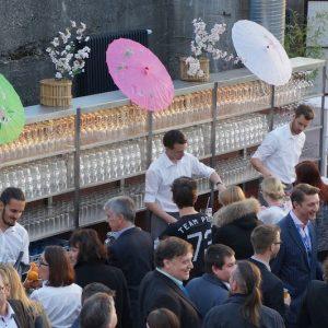 Sinnesfreunde Catering München Bar Barkeeper Service Dekoration Getränke Party Mobiliar
