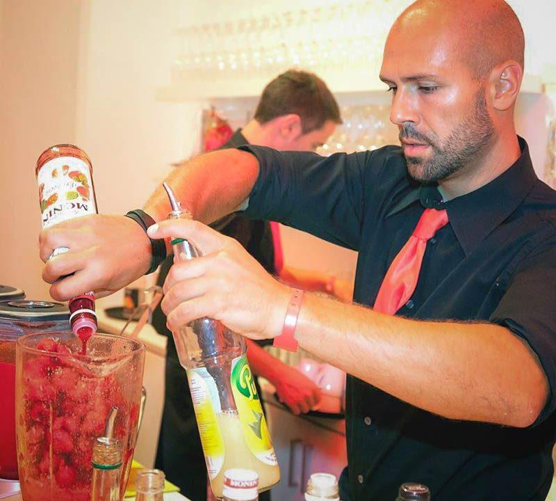 Sinnesfreunde Catering München Jobs Barista Bar Barkeeper