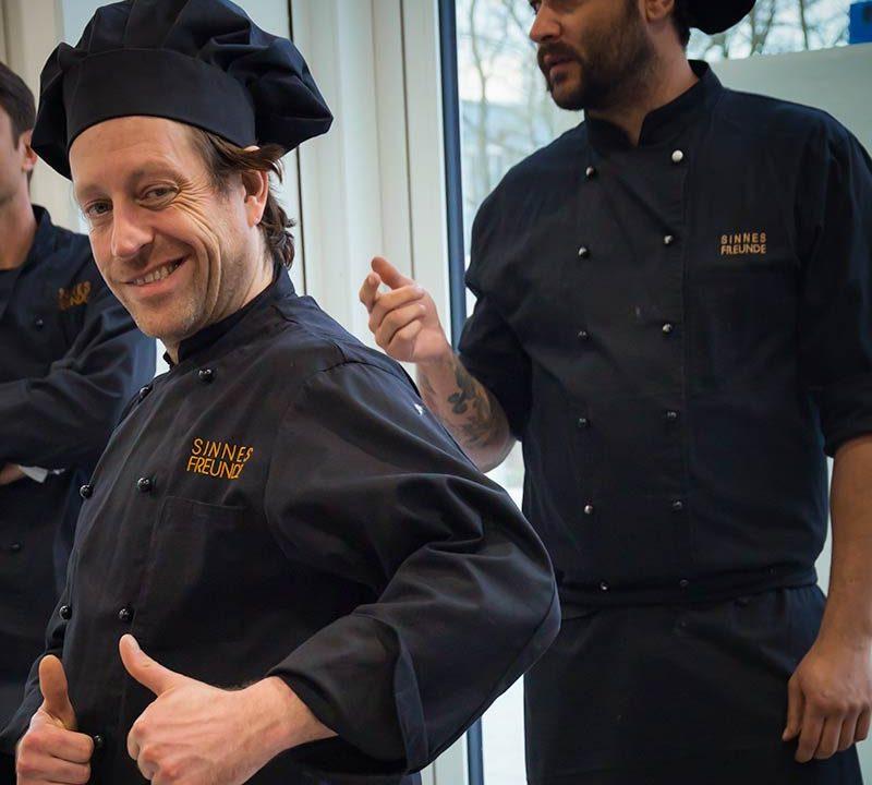 Sinnesfreunde Catering München Jobs Köche
