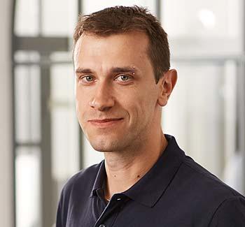 Thomas Swilak Logistik Leitung Sinnesfreunde München